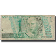 Billet, Brésil, 1 Réal, KM:243Aa, B+ - Brasile