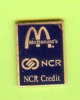Pin's Mac Do McDonald's NCR Credit - 7CC27 - McDonald's