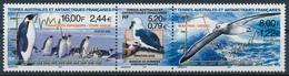 TAAF  -  2000  ,  Kaiserpinguine , Albatros - Terre Australi E Antartiche Francesi (TAAF)