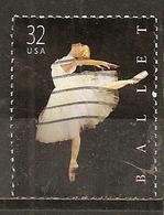 Etats-Unis USA 1998 Ballet Obl - Vereinigte Staaten