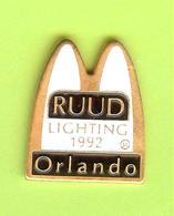 Pin's Mac Do McDonald's RUUD Lighting Orlando - 9CC13 - McDonald's