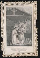 IMAGE PIEUSE  H.PRENTJE  BONAMY 105  LA CRECHE DE BETHLEEN   2 SCANS - Images Religieuses
