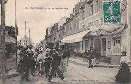 14 Luc Sur Mer. La Rue Grand Orient - Luc Sur Mer