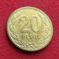 Colombia 20 Pesos 1984 KM# 271 Colombie - Colombia