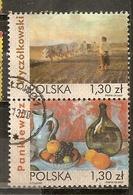 Pologne Poland 2005 Peintures Paintings Obl - 1944-.... República