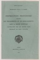 1941 ETAT FRANCAIS / ENGAGEMENTS DANS  MARINE NATIONALE / NE PAS ETRE JUIF  CF PAGE 4  C333 - Dokumente