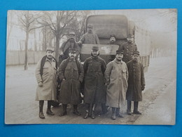 """92 ) Boulogne-sur-seine """" Carte Photo """"  Militaire """" : Année 1915 : EDIT : - Boulogne Billancourt"""
