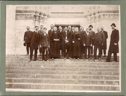 VESOUL . CHANTEURS DE ST GEORGES . 1913 - Lieux