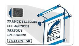 FRANCE Te18A  Impact 23736 Sans Cadre - 600 Agences