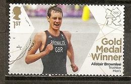 Grande-Bretagne Great Britain 201- Triathlon Obl - 1952-.... (Elizabeth II)