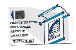 FRANCE Te18  Impact 23550  Sans Cadre - 600 Agences