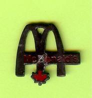 Pin's Mac Do McDonald's Canada - 10JJ07 - McDonald's