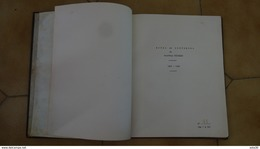 Notes Et Souvenirs De Geoffroy GUICHARD, 1867-1940, Exemplaire N°41/50 - Autres