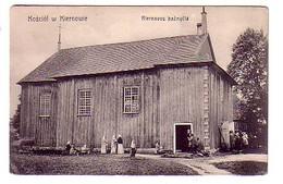 AK # Kiernow # Kościół Kiernavos Baznycia - Litouwen