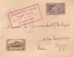 Voyage D'étude Réunion-Madagascar 12 Juillet 1938 - Sup++ - Réunion (1852-1975)