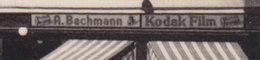 Norway PPC Moss. Parkteatret J. J. Küenholdt A. Beckmann & KODAK Film Echte Real Photo Véritable (3 Scans) - Norvège