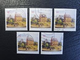 Bund MiNr. 3055 - 5 Gestempelte Exemplare - [7] République Fédérale