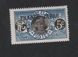 Faux Curiositée N° ? 5 C Saint-Pierre Et Miquelon Gomme Charnière - Unused Stamps