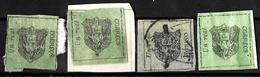634 - DOMINICANA - 1865 - FORGERIES, FALSES, FAKES, FAUX,, FALSCHEN - Francobolli