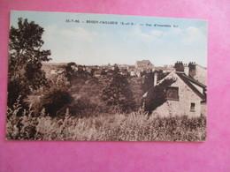 CPA 95 BOISSY L'AILLERIE VUE D'ENSEMBLE - Boissy-l'Aillerie