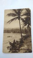 Postcard Carte Postale Cartolina Postkarte ANTILES . TRINIDAD . BALANDRA BAY #12 - Trinidad