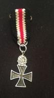 Médaille Allemand Ww2 Militaria - 1939-45