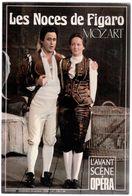 L'avant-scène Opéra N°135/136, Novembre-décembre 1990 - Les Noces De Figaro. Mozart - Livres, BD, Revues