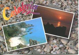Calabria - Propaganda Turistica - Italy