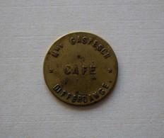 Luxembourg - Jeton / Token - Differdange - Café - Mme Gaspesch - Bière - A. Nimax - Noodgeld