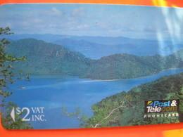 Télécarte Du Fidji - Fidji