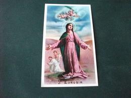 SANTINO HOLY PICTURE SAN EUROSIA 2/454 - Religion & Esotericism