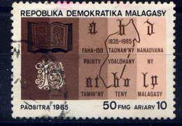 MDG  - 730° - 150è ANNIVERSAIRE DE LA BIBLE EN LANGUE MALGACHE - Madagascar (1960-...)