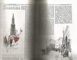 Guerr 1914-18-dessins Allemands-belgique-bruxelles Etc.. - Guerre 1914-18