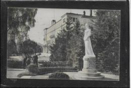 AK 0496  Salzburg - Kaiserin Elisabeth-Denkmal Mit Hotel Europe Um 1907 - Salzburg Stadt
