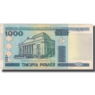 Billet, Bélarus, 1000 Rublei, 2000, KM:28a, TTB - Wit-Rusland