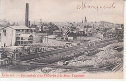 Lessines - Vue Générale De La Ville De La Motte Tacquenier - Lessen