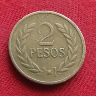 Colombia 2 Pesos 1978 KM# 263  Colombie - Colombia