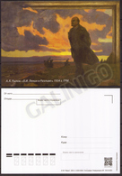 2020-049 Russia Postal Card Without Stamp:Painting:Arkady Rylov: V.I.Lenin In Razliv In1917 - Modernos