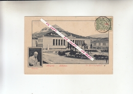 ATHENES  -  1900 - Greece