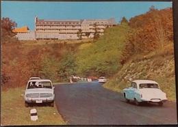 Ak Ungarn - Visegrad - Hotel Silvanus - Auto - Hungary
