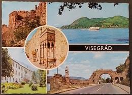Ak Ungarn - Visegrad - Stadtansichten - Hungary