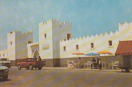 Carte Postale. Maroc. Sidi Ifni. Souk (marché) Municipal. Etat Moyen. Taches. - Markets