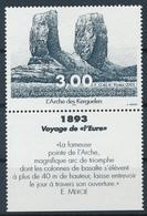 TAAF  -  2001  ,  Pointe De L'Arche  -  Kerguelen - Terre Australi E Antartiche Francesi (TAAF)