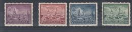 Reich Michel Kat.Nr. GG  Postfr/** 92/95 - Besetzungen 1938-45