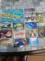 Lot De 17 Télécartes De Nouvelle - Calédonie - Phonecards