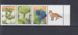 Slovenien Michel Cat.No. Mnh/** 404/406 - Slovenia