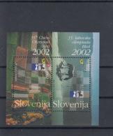 Slovenien Michel Cat.No. Mnh/** Sheet 16 - Slovenia
