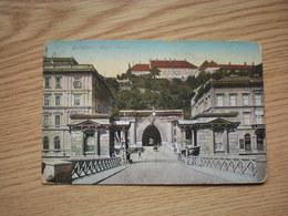 Budapest Alagut Tunnel Magyar Kiralyi Porta 20 Filler - Hungary