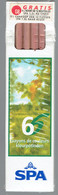 Ancienne Boîte De 6 Crayons De Couleurs (kleurpotloden) Spa (jamais Ouverte, Avec Emballage Plastique D'origine) - Other Collections