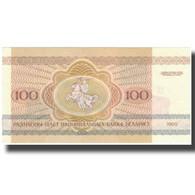 Billet, Bélarus, 100 Rublei, 1992, KM:8, SPL - Wit-Rusland